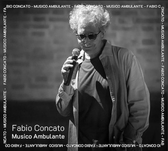 """Fabio Concato è """"Musico Ambulante"""""""