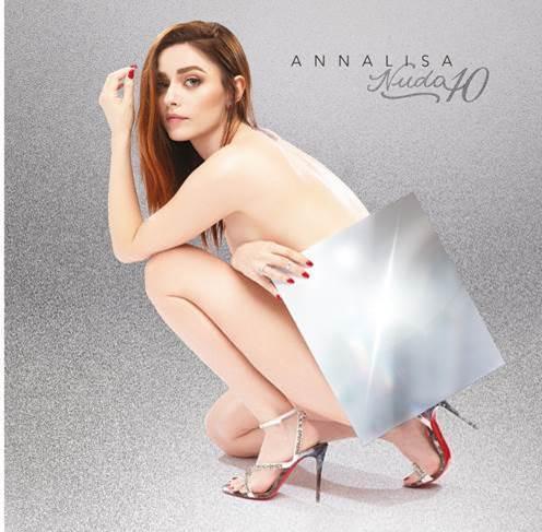 Nuda10: Annalisa pronta a nuove sorprese