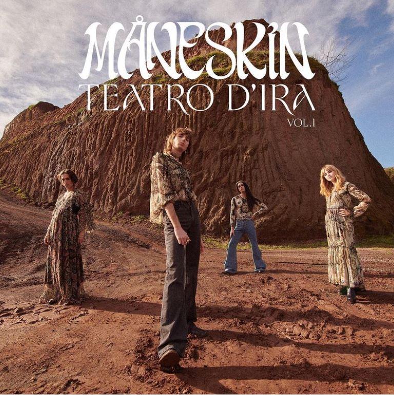 Måneskin: Il nuovo album debutta in vetta alla #topalbum